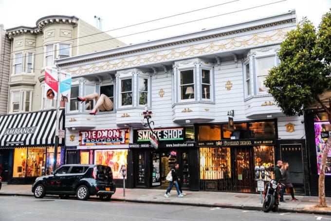San Fransisco Haight-Ashbury