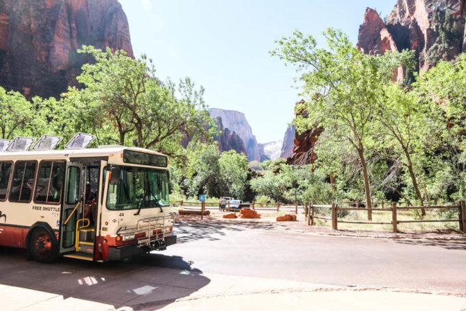 Zion przystanek autobusowy