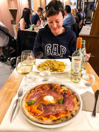 Pyszna kolacja Malta Qawra