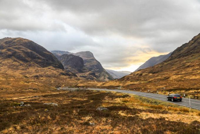 Glen Coe Szkocja