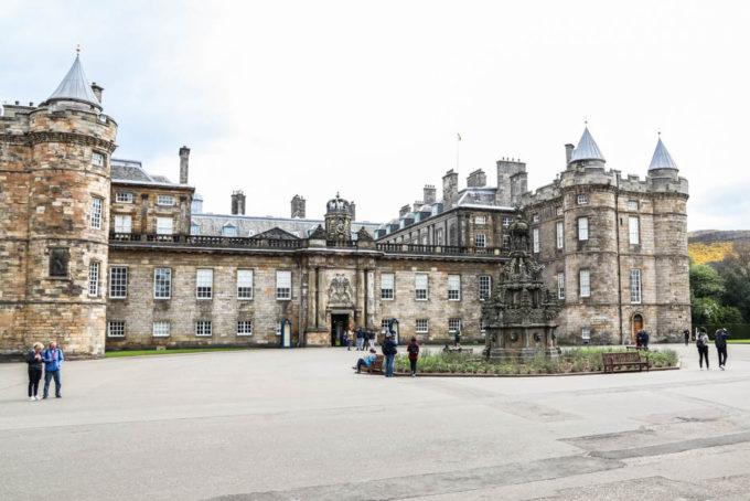 Pałac Holyrood