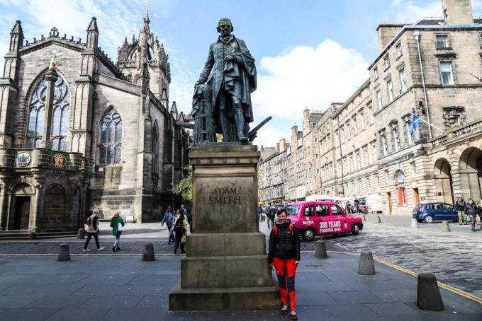 Pomnik Adama Smitha