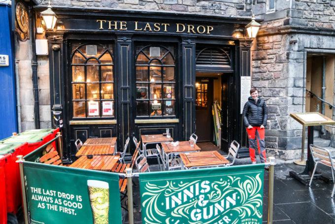 Restauracja Edynburg