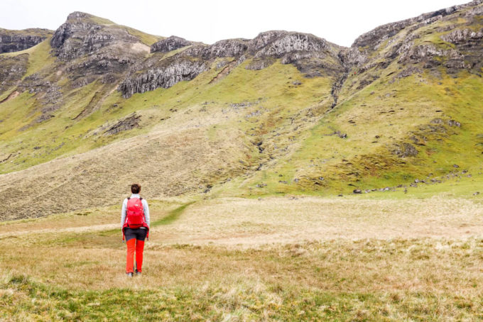 Trekking The Storr