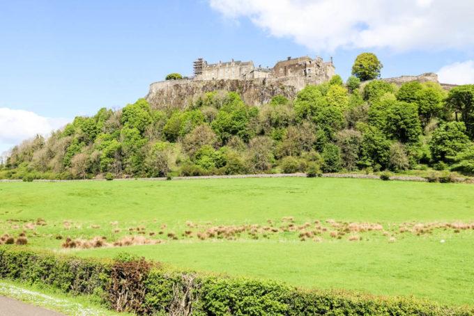 Zamek Stirling