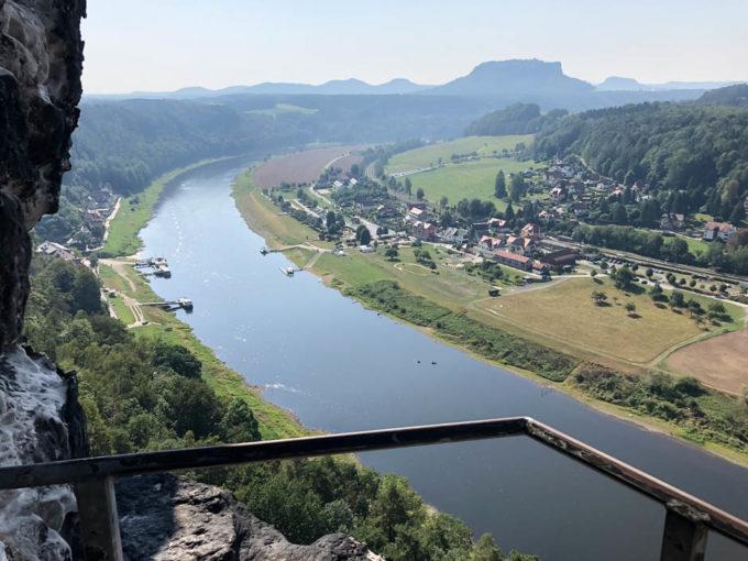 Punkt widokowy Saska Szwajcaria