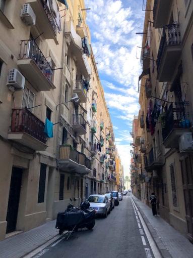 Balkony Barceloneta