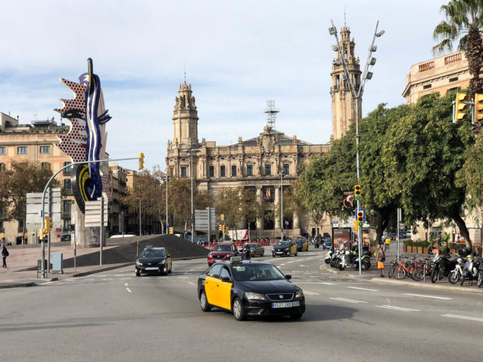 Dzielnica La Barceloneta