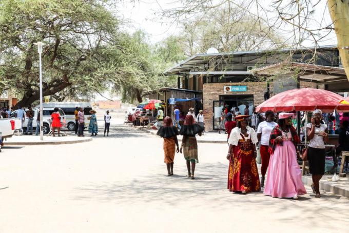 Opuwo Herero i Himba