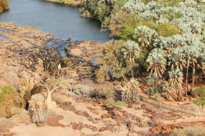 Punkt widokowy Epupa Falls