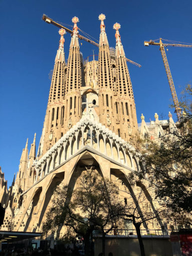 Sagrada Familia Barcelona 3