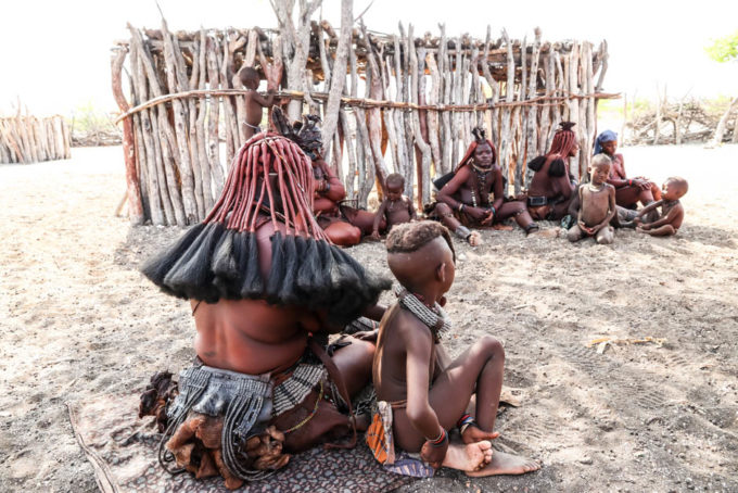 Wioska Himba 2
