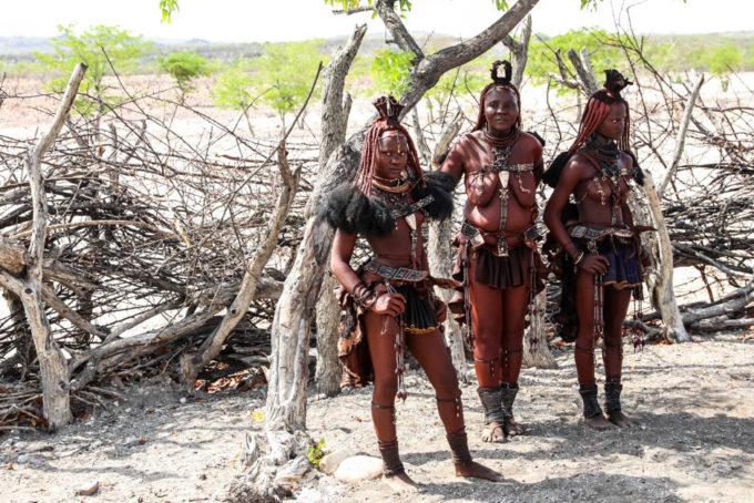 Wioska Himba 5