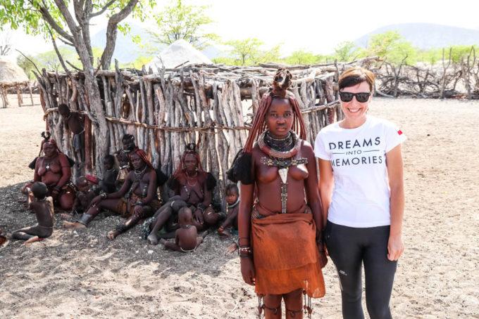 Wioska Himba Soliści