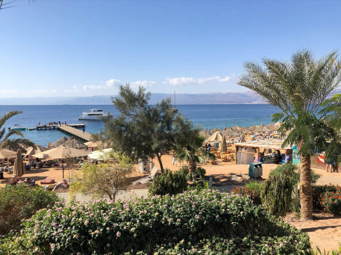 Akaba South Beach Berenice Club