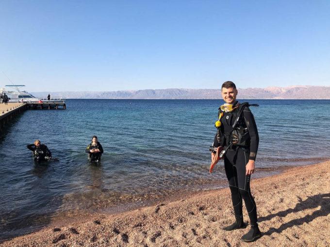 Akaba nurkowanie
