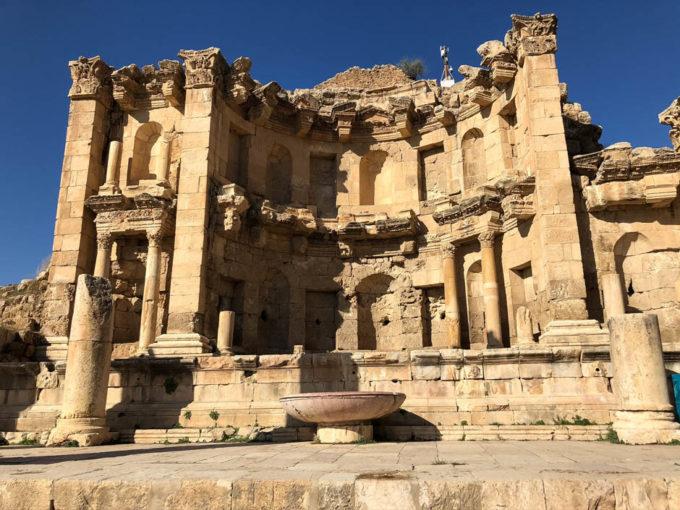 Jerash nimfeum