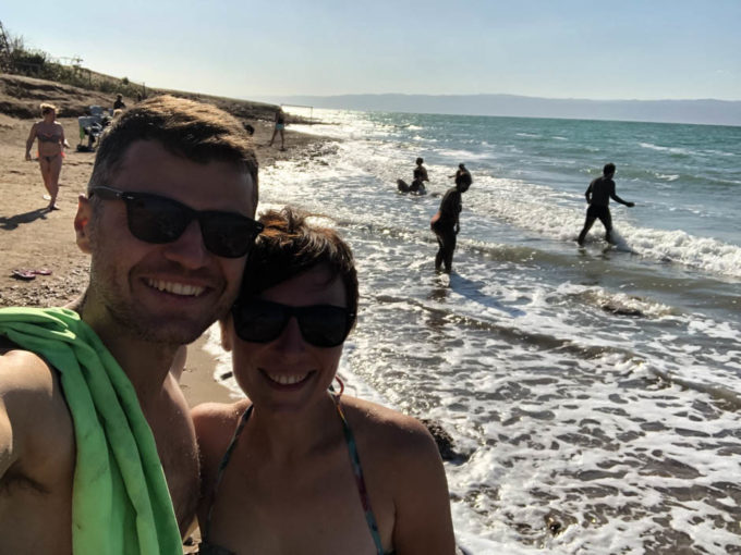 Nad Morzem Martwym
